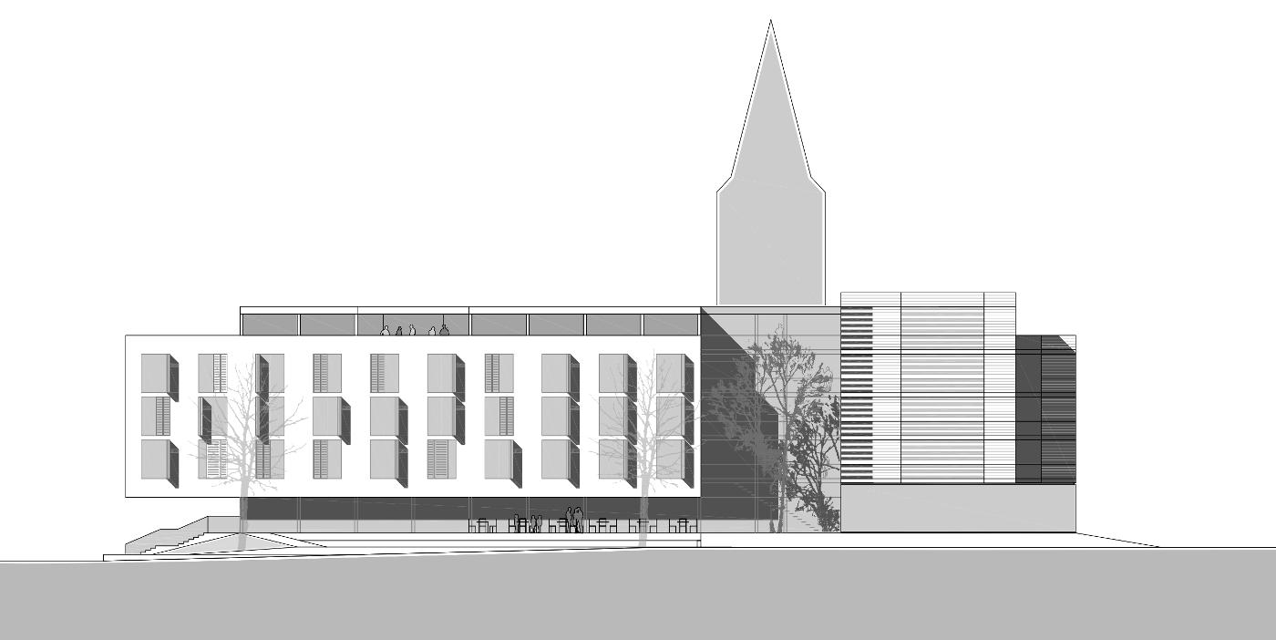 Architectural office STVAR | Retirement Home Idrija