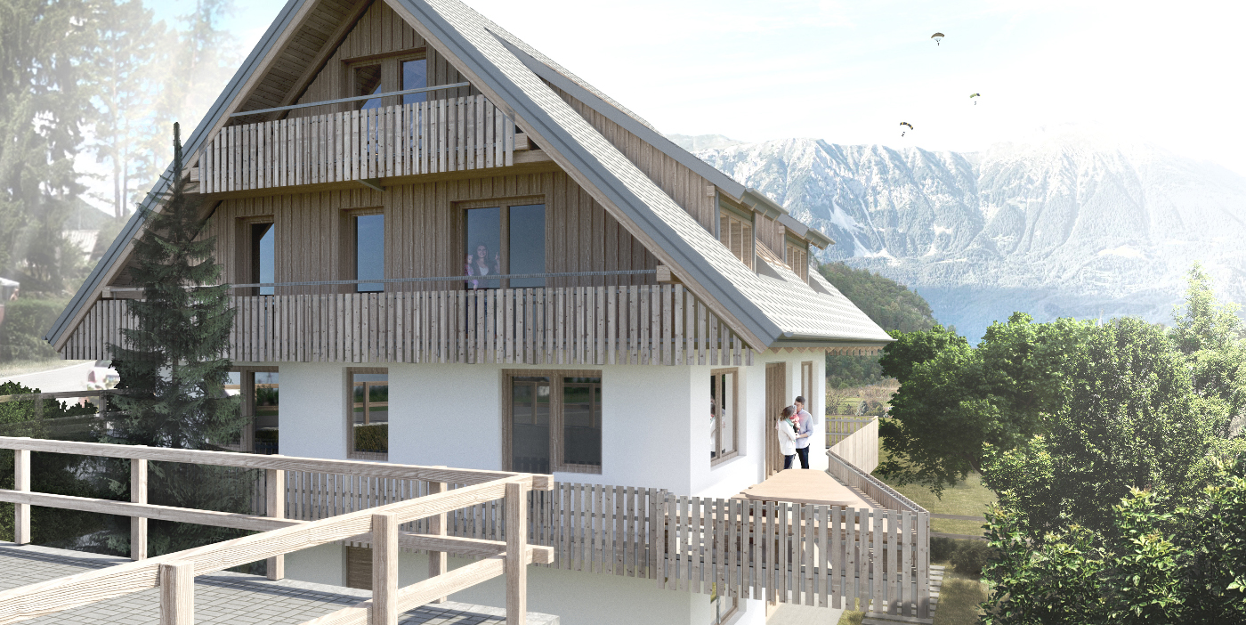 Arhitekturni biro STVAR | rekonstrukcija hiše LVA