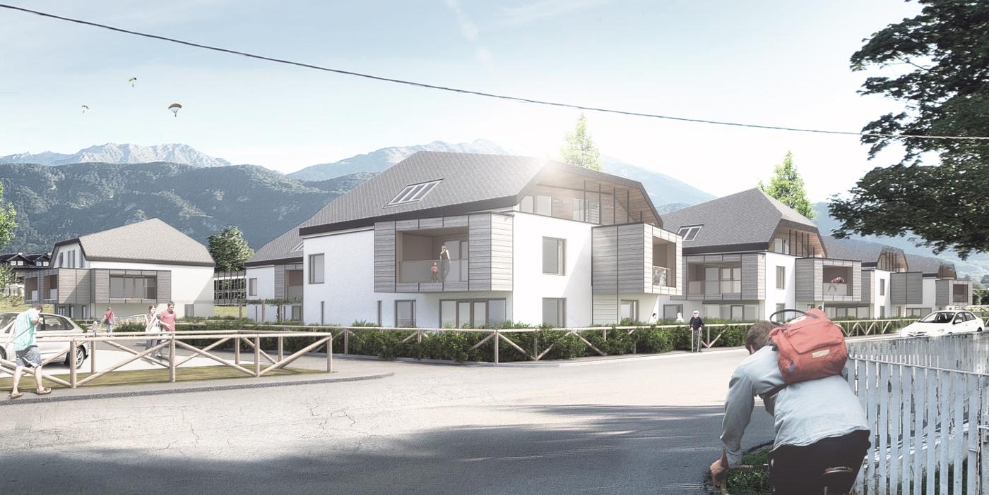 Arhitekturni biro STVAR   Stanovanjsko naselje ''Travnik''