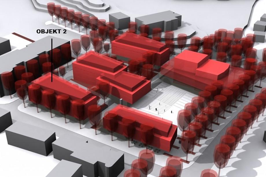 Arhitekturni biro STVAR | Poslovno stanovanjski objekt v Radovljici