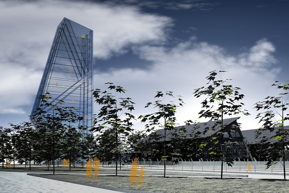 Arhitekturni biro STVAR | Poslovni kompleks Beričevo