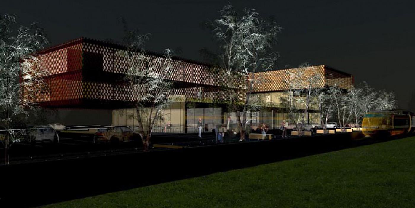 Arhitekturni biro STVAR | Poslovni objekt Rodica