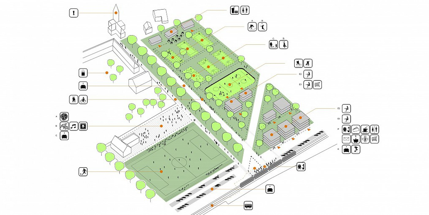 Arhitekturni biro STVAR | Groblje