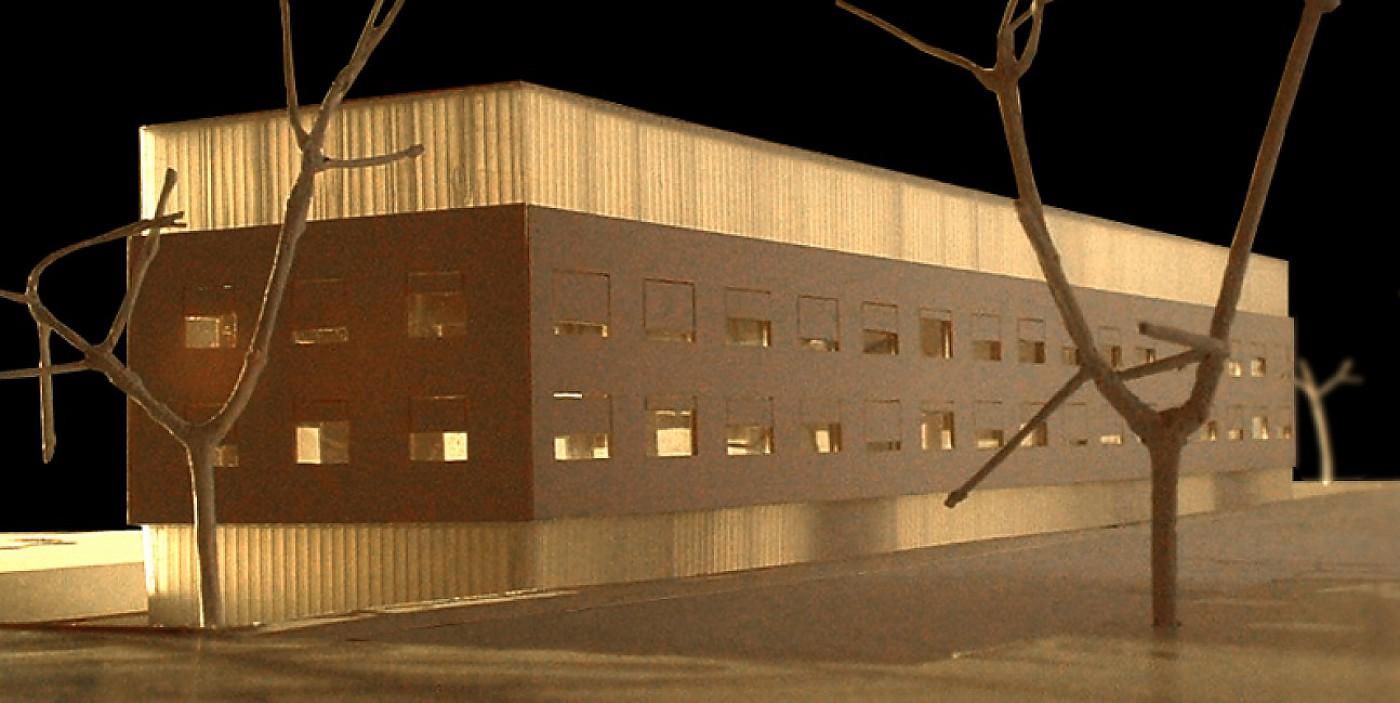 Arhitekturni biro STVAR | Rekonstrukcija poslovne stavbe v Kranju