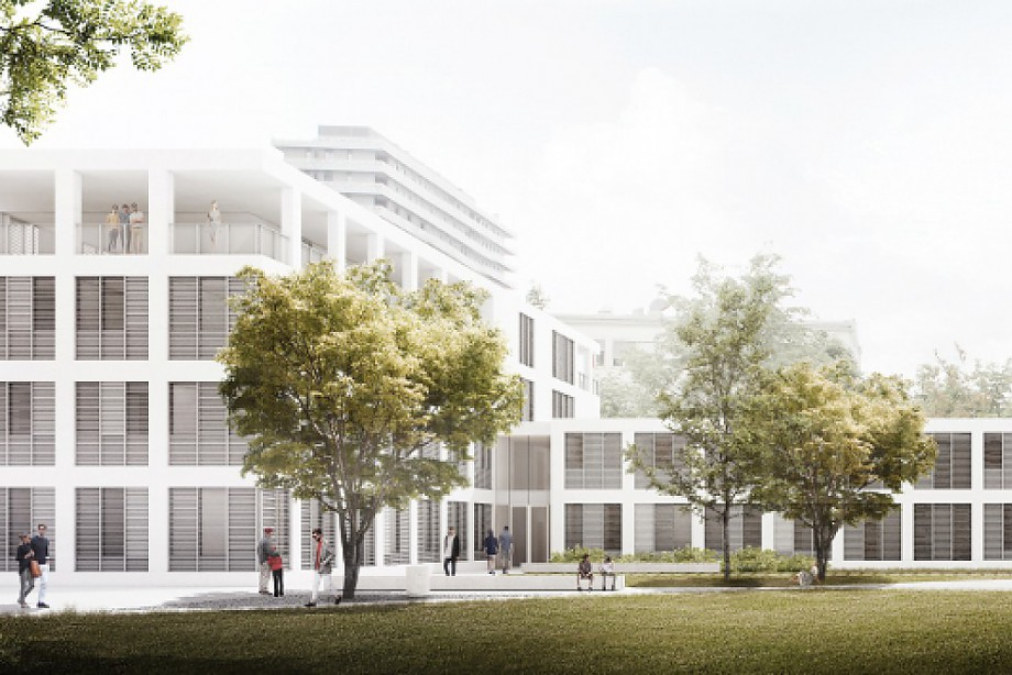 Public competition for the Health Centre in Nova Gorica
