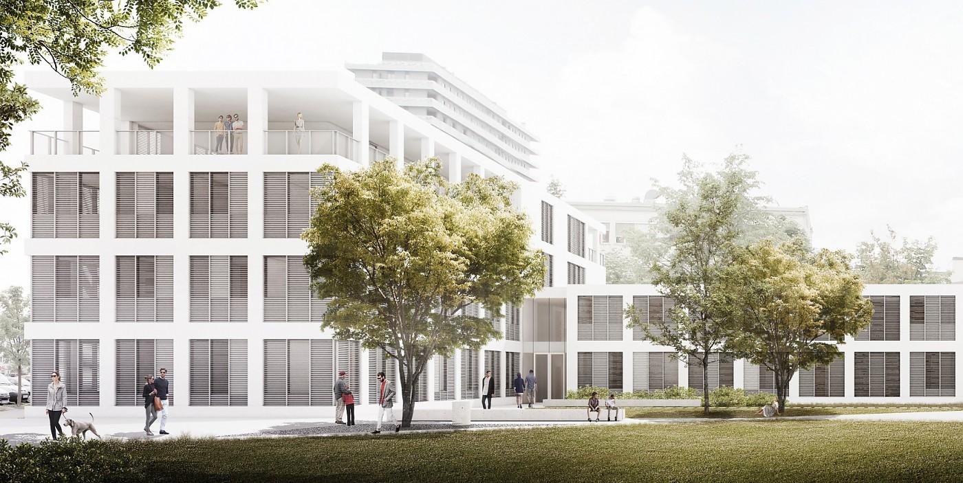 Arhitekturni biro STVAR | Zdravstveni dom Nova Gorica